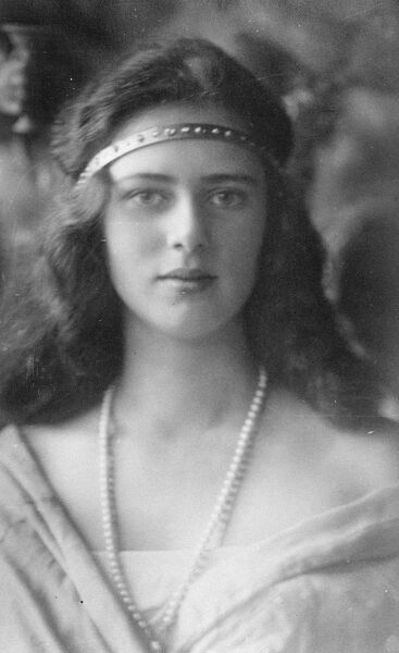 A Future Queen Italy   Princess Illeana of Romania, concerning whose forthcoming betrothal to the Crown Prince of Italy. rumour is busy   26 February 1924