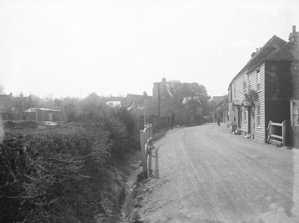 Old Herne, Near Herne Bay   1925