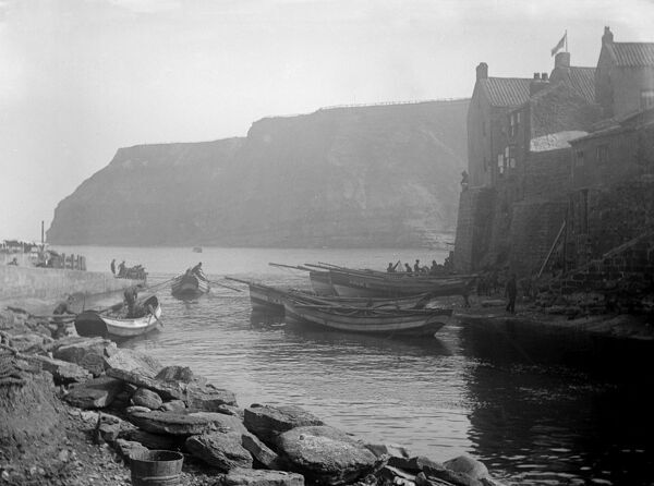 Saltburn by the Sea is a seaside resort with a dark, deep maritime past that still permeates the air . Formerly an upmarket resort for Victorians, this small town can be found on the North East coast, just south of its larger neighbour, Redcar