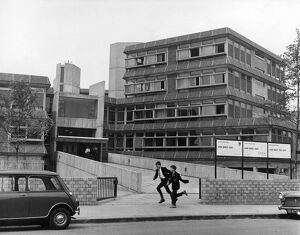 Acland Burghley School, Tufnell Park, North London 24th May 1968
