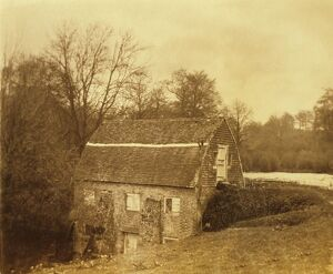 Bassetts Mill Chiddingstone Hoath Kent England c. 1880