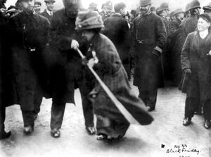 Black Friday, Women's suffragette 18 November 1910