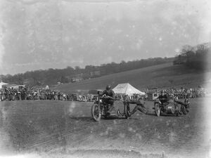 Brands Hatch on Easter Monday. 1937