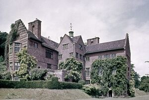 Chartwell, home of Sir Winston Churchill Exterior view