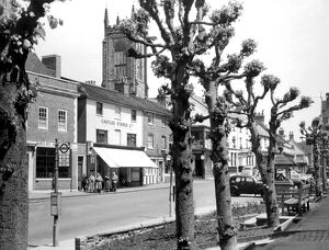 Church in High Street, East Grinstead, Sussex