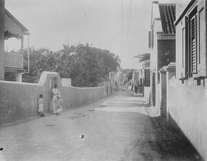 Curacao ( Dutch West Indies ) February 1920