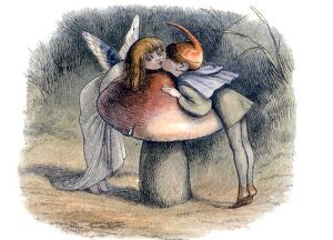 FAIRY TALES - 'The sentimental Elf and the wayward Fairy&#39