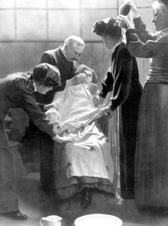 Force-Feeding Suffragettes 1912