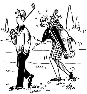cartoons sax/golf golfing cartoon sax usually paying little