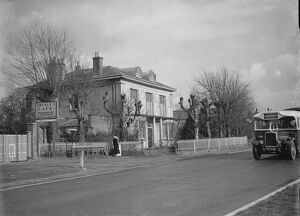 Halfway house at Swanley. 1935