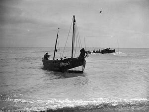 Hastings Lifeboats 1946