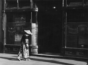 The Hong Kong Restaurant at 58-60 Shaftesbury Avenue, Soho, London, England. undated