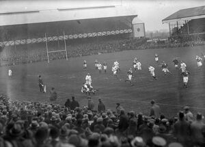 International rugby at Twickenham. England versus Ireland. General view of the