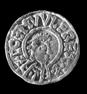 King Coenwulf of Mercia COENWULF (d; 821), king of Mercia, succeeded to the throne in 796