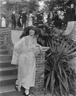 Lady Crosfield. 1921
