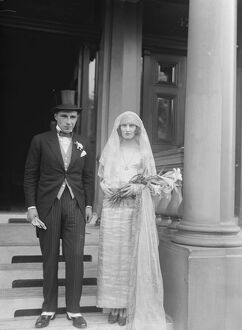 Lady June Butler 's wedding. Lady June Butler was married to Mr J S Charlton