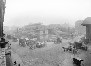 London, Covent Garden, 16 February 1925