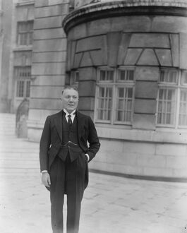 Mr Benini , Head of the Piccadilly Restuarant 26 June 1923