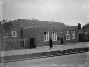 New Post Office sorting office, Lamorbey, Kent. 1 November 1935