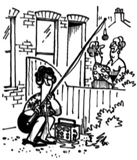 cartoons sax/nosey neighbours fence cartoon sax usually paying