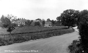 Old Forge Lane Crockham Hill, Kent, England undated