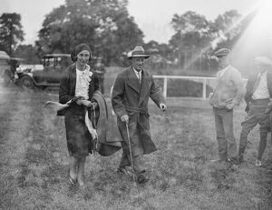 Ranelagh - Goulburn versus Mixed Grill. Duke and Duchess of Peneranda. 20 June 1930