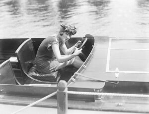 The river girl 6 August 1920