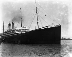 RMS Adriatic, passenger liner of the White Star Line