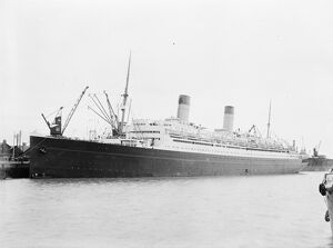 RMS Homeric was operated by White Star from 1922 to 1935