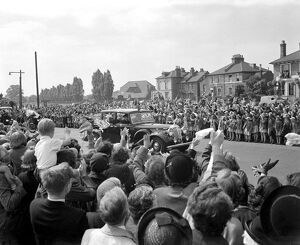 Royal Drive, Eltham Green 8th June 1953