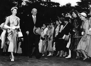 queen elizabeth ii/royal tour new zealand hm queen governor general
