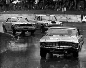 Salon Car Race at Crystal Palace 1966