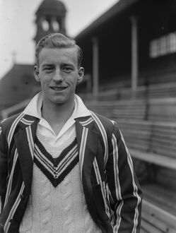 Stanley Newnham, Surrey County Cricket Club 2 May 1932