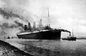 <b>Titanic and Ocean Liners</b><br>Selection of 84 items