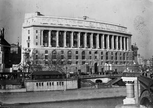Unilever House, Blackfriars, london, F C, the head office of Lever Brothers and Unilever