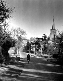 A view of Rotherfield, East Sussex