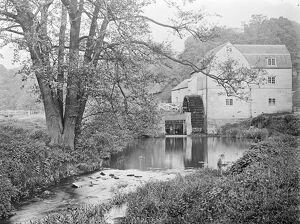 Watermill 1920s, 1930s