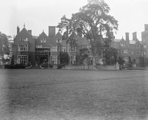 The William Baker Technical School ( Goldings ), Hertford. Owned and run by Dr Barnados