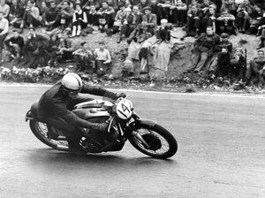 The winner once again and unbeaten at Brands Hatch in three years, John Surtees